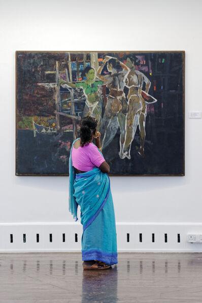 Aurélien Mole, 'Le Sujet (Amma Kesava Naidu - V)', 2016