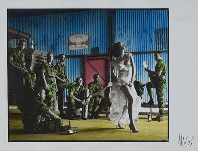 "Gian Paolo Barbieri, ' Io Donna ""Pioggia"" Tahiti', 1998"