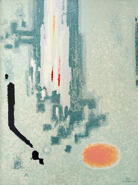 Emil Bisttram, 'White Noise', n/d