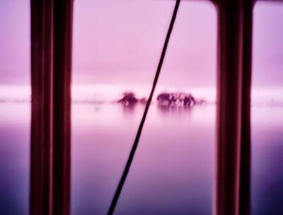 Osceola Refetoff, 'Maximum Twilight, Antarctica', 2020