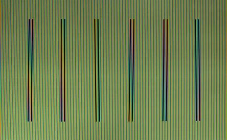 Carlos Cruz-Diez, 'Couleur à l'Espace Olot', 2014