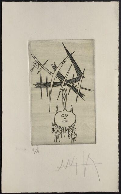 Wifredo Lam, 'Sans Titre 7002', 1970