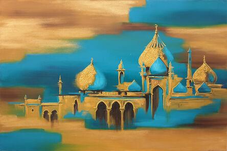 Ethen Ng, 'The Golden Mosque 03', 2019