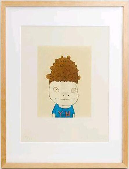 Yoshitomo Nara, 'Self-Portrait'