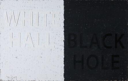 Huang Rui 黄锐, 'White Hall Black Hole', 2013