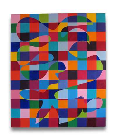 Dana Gordon, 'Coming Out (Abstract painting)', 2011