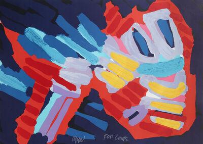Karel Appel, 'Sleepy Bird', 1979