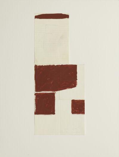 Joseph Beuys, 'Das F - Anordnung zweier Energiegrößen', 1970
