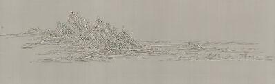Hao Shiming 郝世明, 'Mountains Faraway 201603', 2016