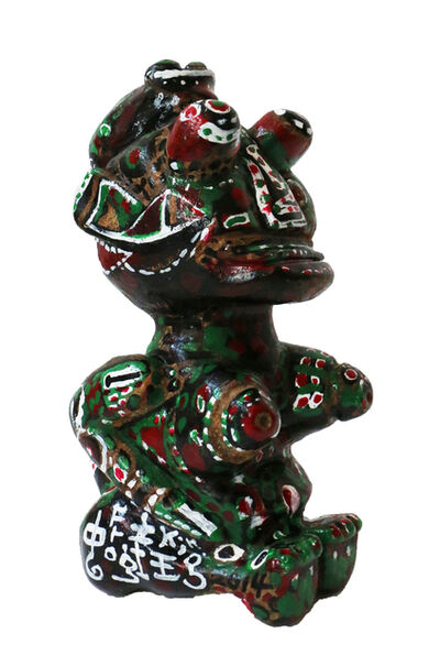 Frog King 蛙王, 'Lady Froggy', 2014