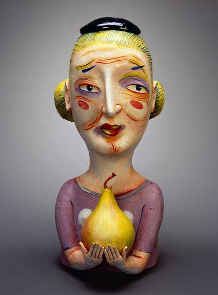 Patti Warashina, 'Prima Peara', 2004