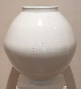Young Sook Park, 'Moon Jar #9', 2003