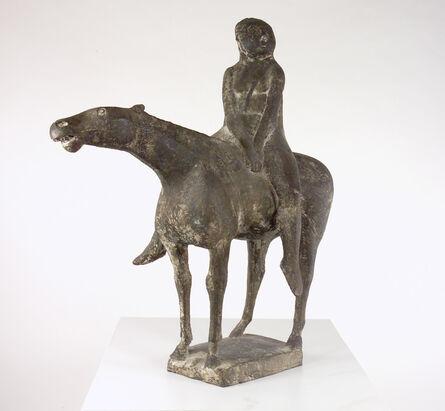 Marino Marini, 'Rider', 1947