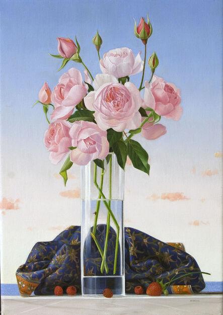 James Aponovich, 'Seaside Roses, Week #13', 2011