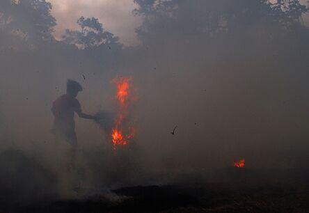 Attila Lorant, 'Fire Up', 2003