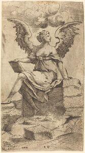 Master RG, 'The Recording Angel', 1542