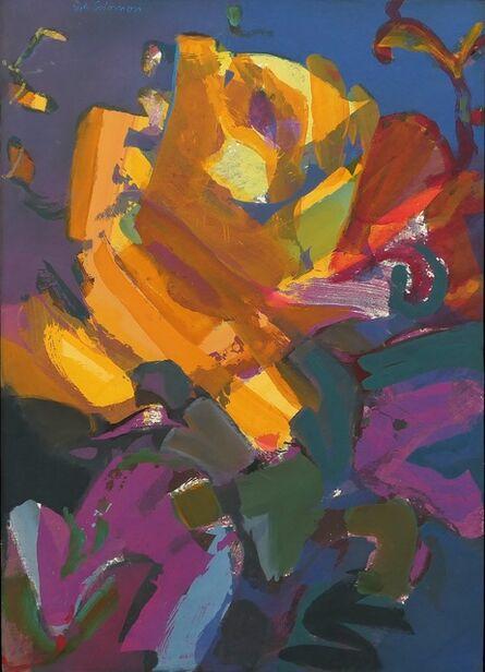 Syd Solomon, 'Yellowrole', 1978