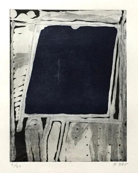 Richard Diebenkorn, 'Center Square', 1985