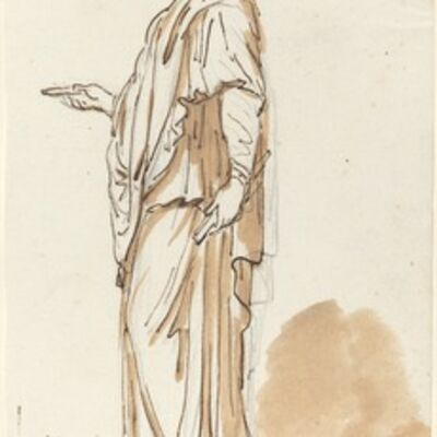 Augustin Pajou, 'The Borghese Cybele', 1752/1756