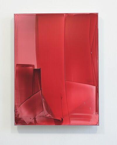 Matt McClune, 'Red Composition for Miami', 2016