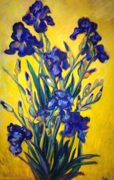 Marion Pike, 'Iris', ca. 1983