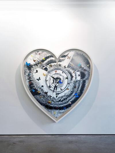 Damien Hirst, 'Beautiful love kids co twenty-five to ten painting with beautiful butterflies', 2008