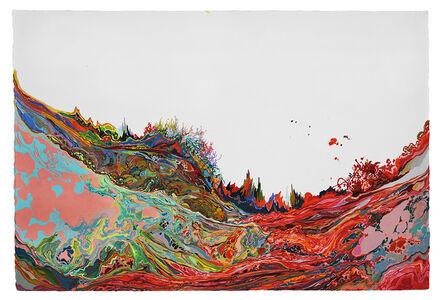Zhou Fan 周范, 'Mountain 山脉 #0004', 2014