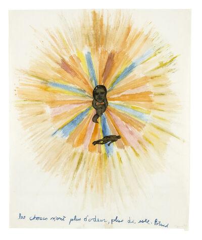 Nancy Spero, 'Les choses n'ont plus d'odeur....', 1970