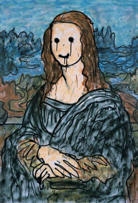 MADSAKI, 'Mona Lisa 3P (Inspired by Leonardo da Vinci)', 2019