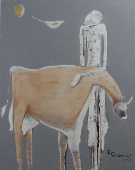 P Gnana, 'Eternal Companion', 2015