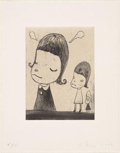 Yoshitomo Nara, 'Become to Thinker', 2002
