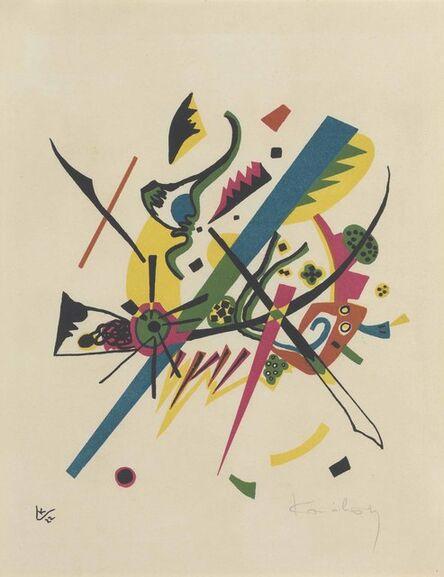 Wassily Kandinsky, 'Kleine Welten I', 1922