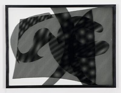 Cristiano Lenhardt, 'Colagens pretas', 2014