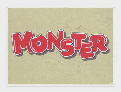 Andrew Brischler, 'MONSTER (Cookie Monster)', 2018 -2019