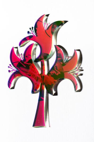 Roxana Azar, 'Lilies', 2020