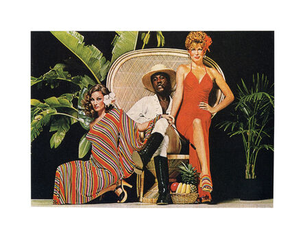 Hank Willis Thomas, 'Are you the Right Kind of Woman for it?', 1974