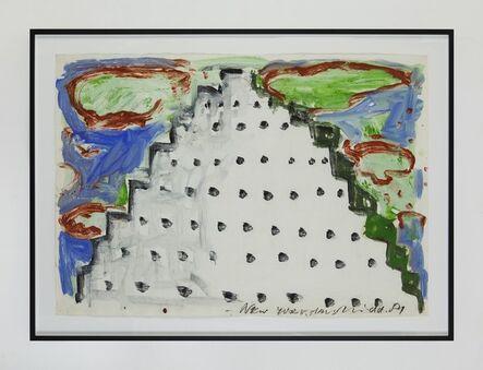 Helmut Middendorf, 'NY-Haus', 1981