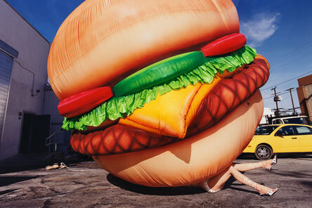 David LaChapelle, 'Death by Hamburger', 2001