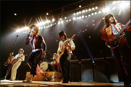Ethan Russell, 'The Rolling Stones on Stage, 1972', 1972
