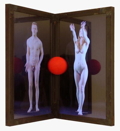 MARCK, 'Adam and Eve', 2013