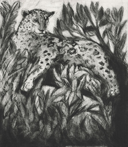 Ana Maria Pacheco, 'There Was This Jaguar - in the forest', 2014