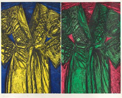 Jim Dine, 'The Kindergarten Robes', 1983