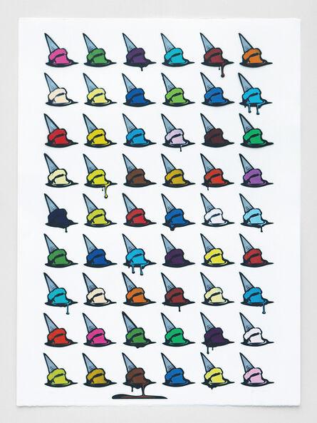 Joe Iurato, 'Drippin' Dots (8)', 2020