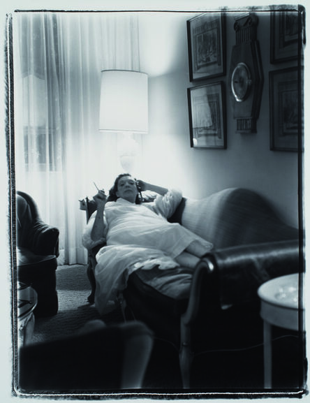Marilyn Minter, 'Coral Ridge Towers (Mom Smoking Extra Long)', 1969