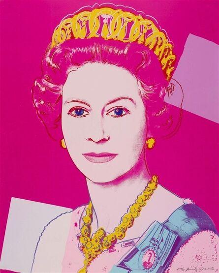Andy Warhol, 'Queen Elizabeth II of the United Kingdom (FS II.336) ', 1985