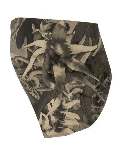 Ashley Zangle, 'Shard of Pottery Botanical', 2018