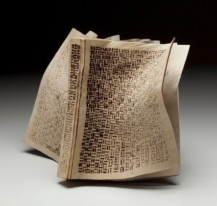 Christian Burchard, 'Book Number 5', 2014
