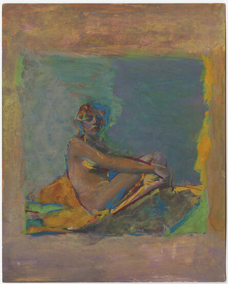Saul Leiter, 'Fay', ca. 1955