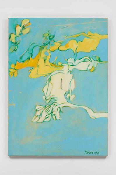 James Moore, 'Untitled I (Medium 2)', 1971