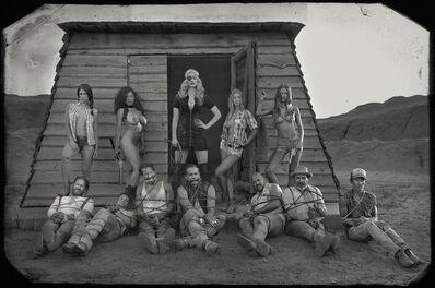 Olaf Heine, 'The Boss Hoss (Bounty Hunter)', 2015
